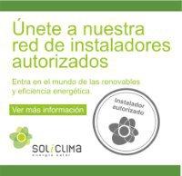Únete a nuestra red de instaladores autorizados